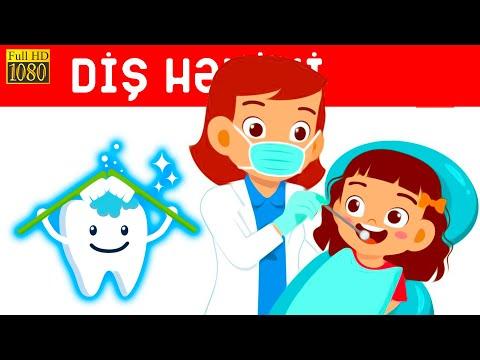 Diş Həkimi Nağılı ( BONUS +3 Nağıl ) -SESLİ NAGİLLAR