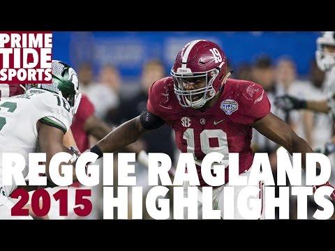 Reggie Ragland Highlights 2015 (Prime Sports)