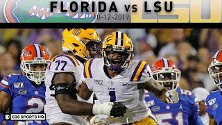 Florida vs LSU Breakdown: No 5 Tigers outlast No 7 Gators in offensive shootout | CBS Sports HQ