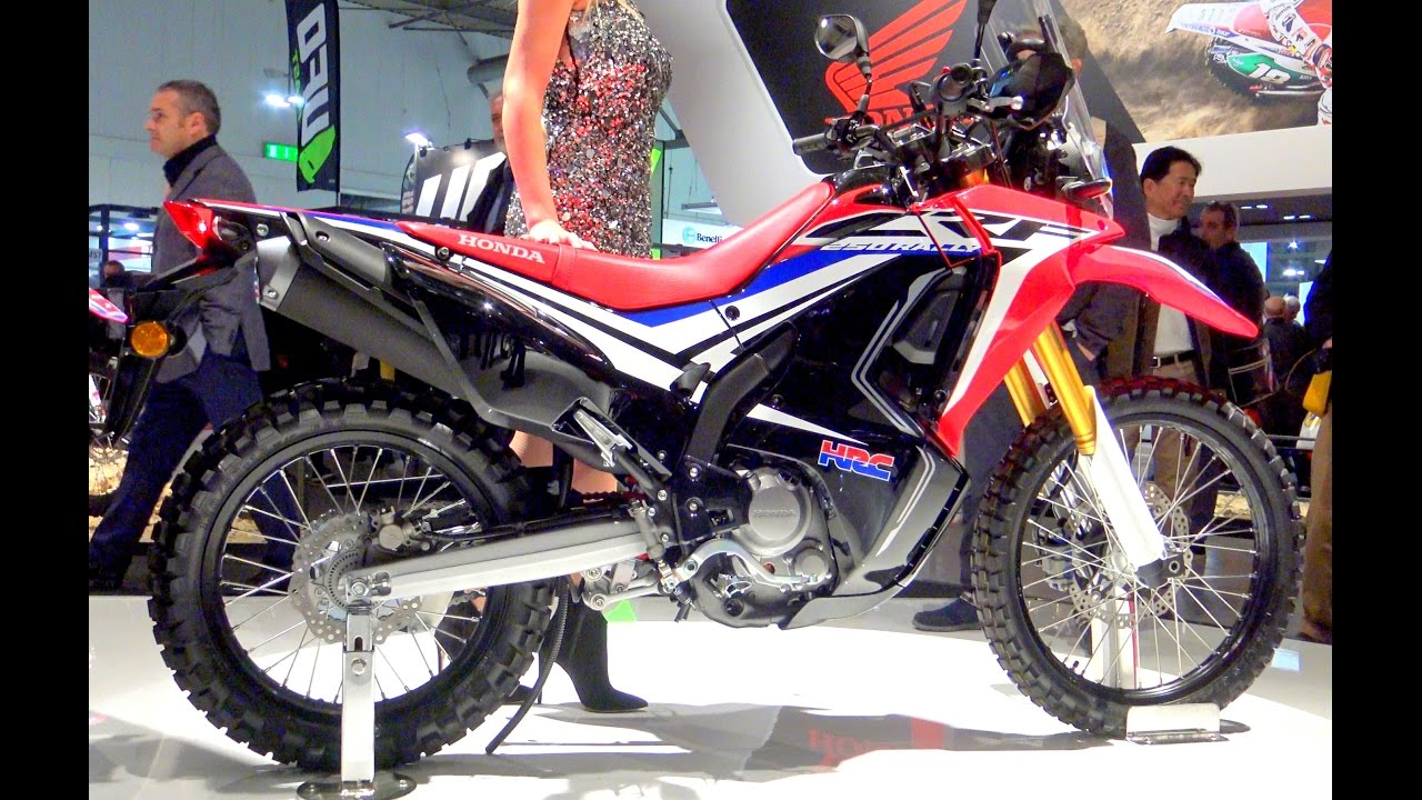 eicma honda crf 250 rally video 4k youtube. Black Bedroom Furniture Sets. Home Design Ideas