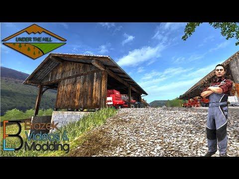 Casual Farmer day on small farm #1