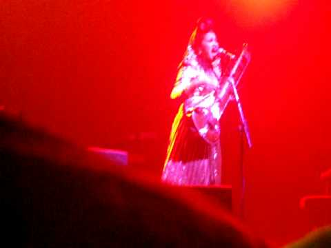 Bishi - Never Seen Your Face [Live] 28/11/08