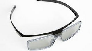 NEW 3D Glasses review: Sony TDG500 Cheap