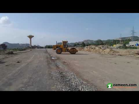 1 KANA PLOT FOR SALE IN BLOCK E B-17 MULTI GARDENS MPCHS ISLAMABAD