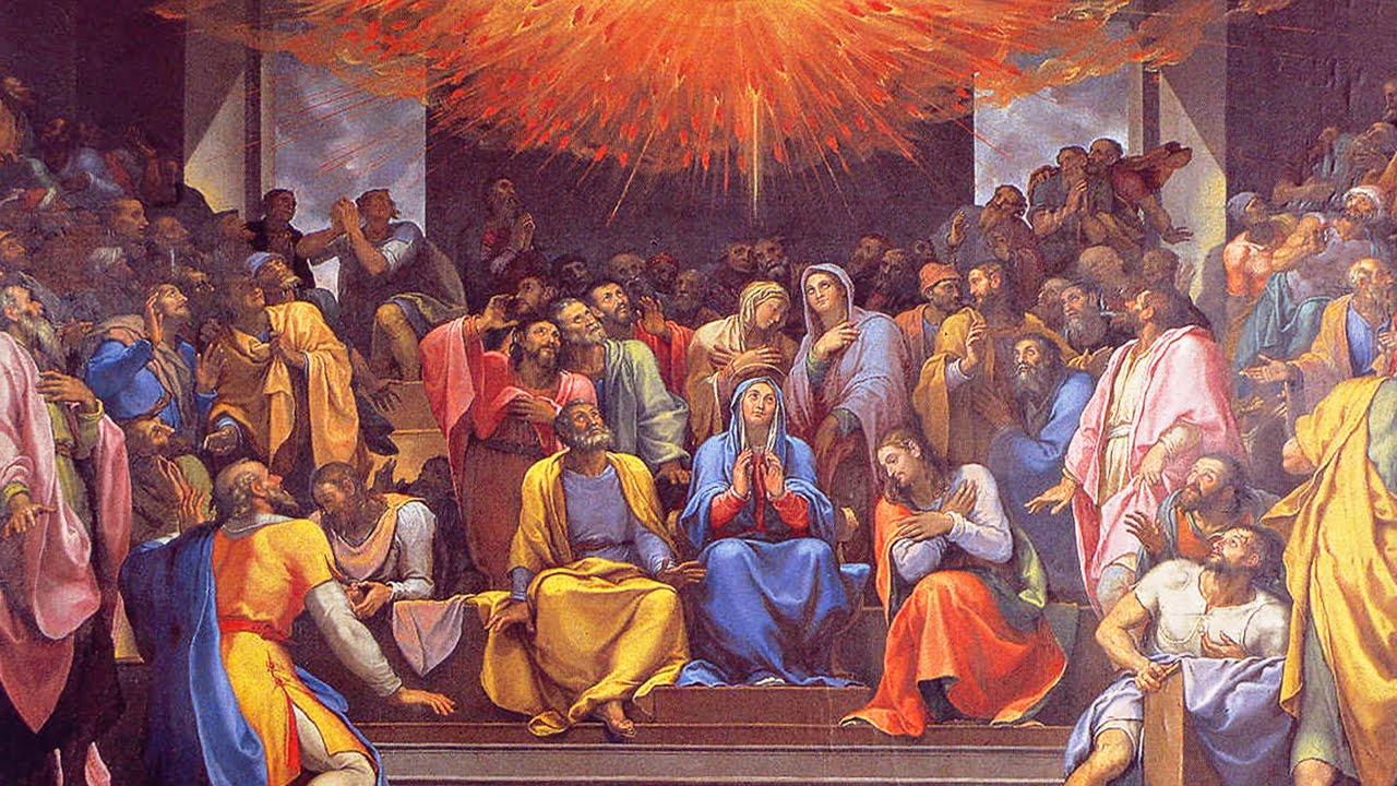Pentecost Hd Youtube