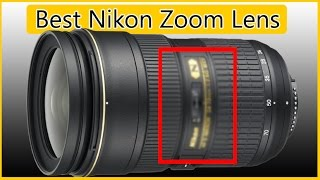 Nikon Pro Zoom Lens for Weddings | Wedding Photography Tips in Hindi | Video #95