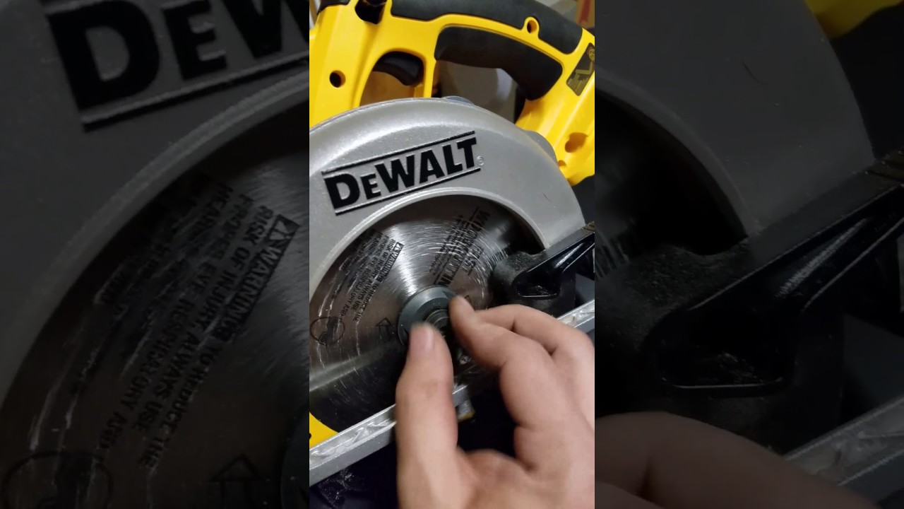 Circular saw blade reverse thread dewalt replacement info youtube circular saw blade reverse thread dewalt replacement info keyboard keysfo Images