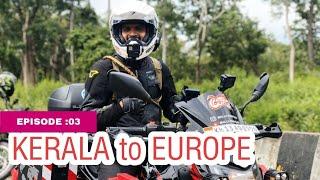 Kerala to Europe | EP:03| Kolhapur to Mumbai,  worst road experience
