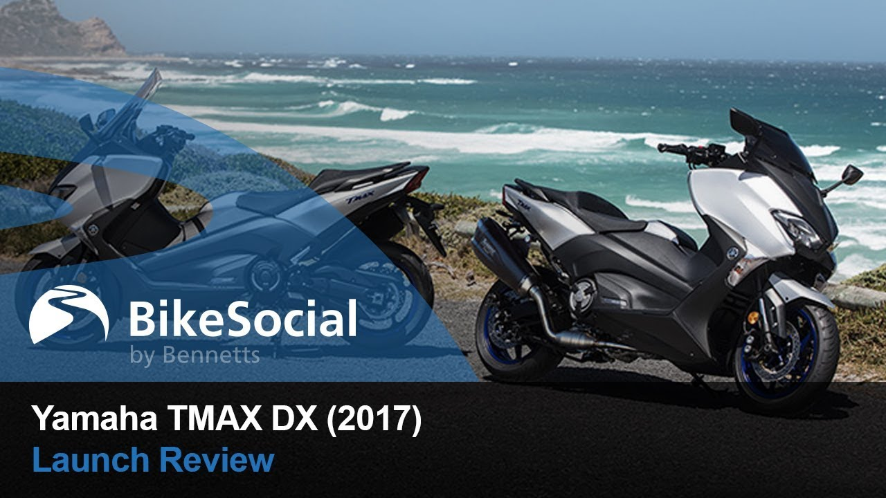 Yamaha TMAX DX (2017) | Road Test & Review