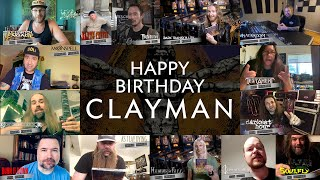 IN FLAMES - Happy Birthday, Clayman! (20 YEAR ANNIVERSARY)