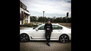 Czym jeździ Paluch ? BMW Seria 7 G11 730D 2017 Video