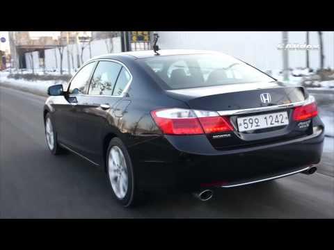 2013 Honda Accord video review