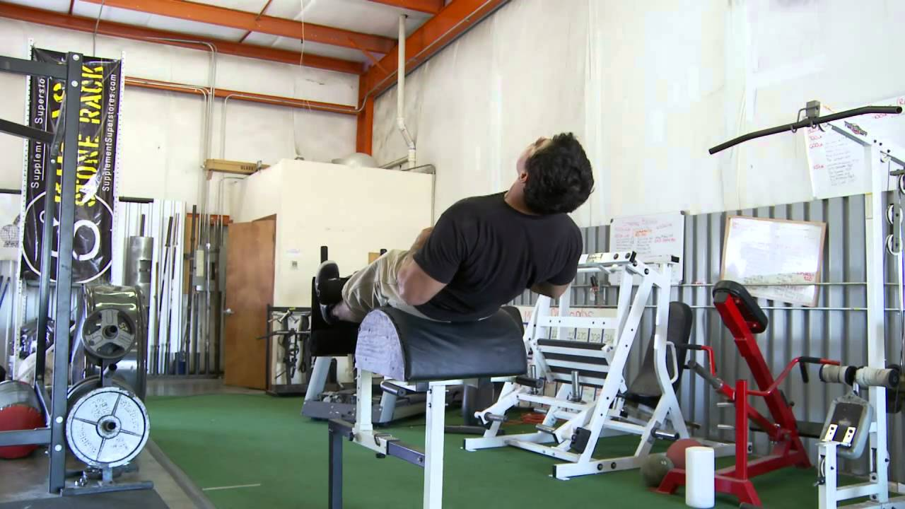 How to Use a Roman Chair Abdominal Bench : roman chair bench - Cheerinfomania.Com