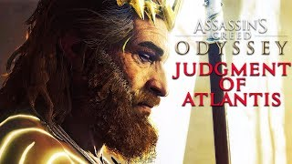 Assassin's Creed Odyssey FATE OF ATLANTIS Ep. 3 All Cutscenes (Game Movie) Judgment of Atlantis