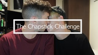 Gay Couple Do The Chapstick Challenge