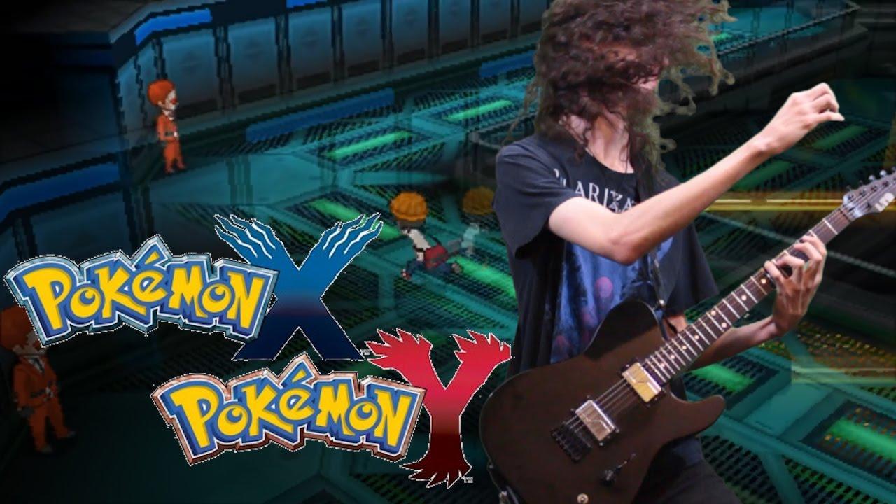 pokemon x and y kalos power plant / pokeball factory theme ...