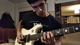 Leprous - Echo guitar cover