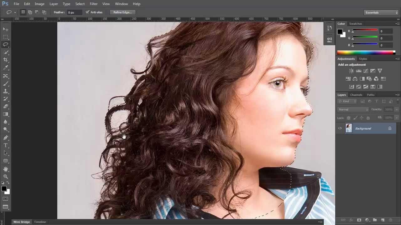 Cara meng foto dengan photoshop cs2 99