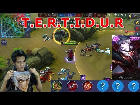 Tutorial Alucard Solo Lane Lord - Best Gameplay Alucard - Mobile Legends