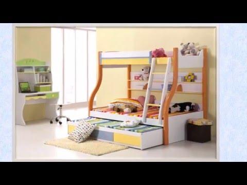 Выбираем двухэтажные кровати 130 Фото в интерьере