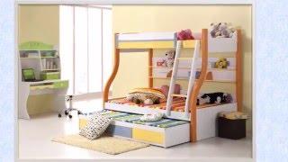 видео детские двухъярусные кровати
