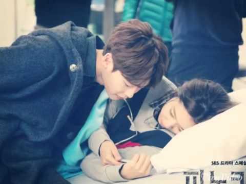 lee jong suk and park shin hye are dating