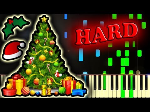 WE WISH YOU A MERRY CHRISTMAS - Piano Tutorial