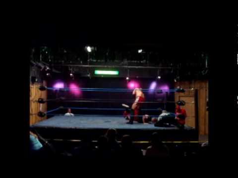 Scott Prodigy vs Ben Fruith @ Real Action Wrestling (8-18-09)