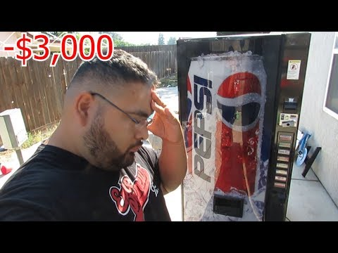 Why My Vending Machine Business Is Losing Money