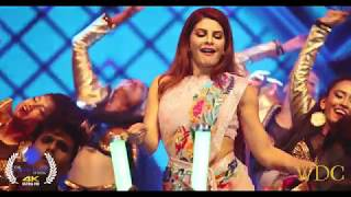 STUNNING & MUST SEE PERFORMANCE OF BOLLYWOOD ACTRESS JACQUELINE FERNANDEZ IN BIG FAT INDIAN SANGEET