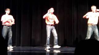 Lake Zurich High School Talent Show 2011 - Evolution of Dance