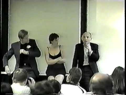 Rene Auberjonois  Armin Shimerman 1999