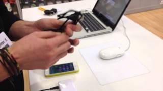 Как подключить iPhone к интернету через сетевой кабель