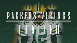 The Battle For The North | Packers Hype Trailer | Packers at Vikings | 2019