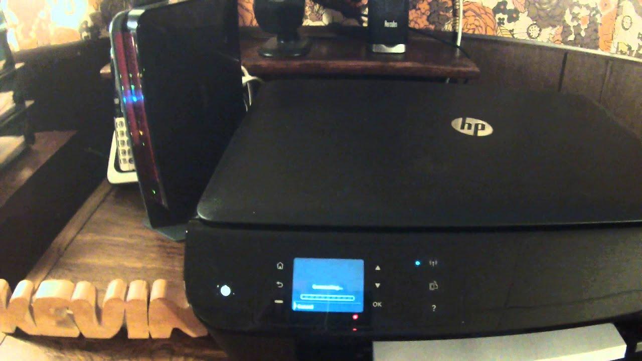 Hp Envy 4502 Wirless Printer Youtube