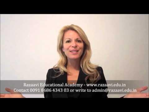 Razaavi Educational Academy - Stephanieh - Master in Journalism and Mass Communications