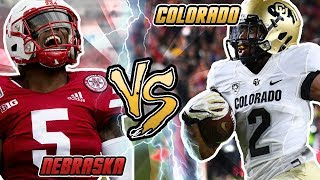 PREDICTIONS & PREVIEW Nebraska vs Colorado! Husker Football Martinez & Frost vs Shenault & Co.
