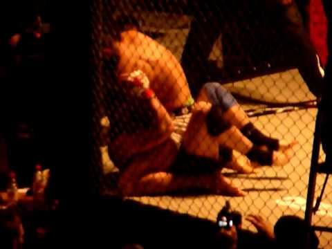 Matt Robinson vs Viteck Wadas MMA