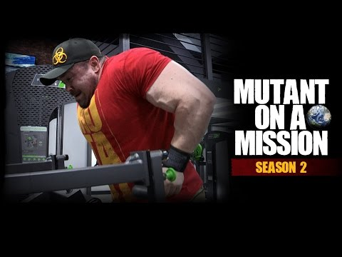 MUTANT ON A MISSION: PRIME FITNESS, Franklin Pennsylvania