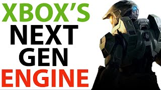 Xbox's Cutting Edge Game Engine | Most Powerful Next Gen Engine On The Planet | Xbox News