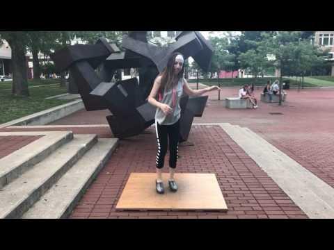 Urban Tap Dancing!