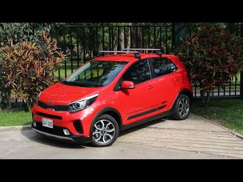kia picanto cross 2018 prueba de manejo youtube. Black Bedroom Furniture Sets. Home Design Ideas