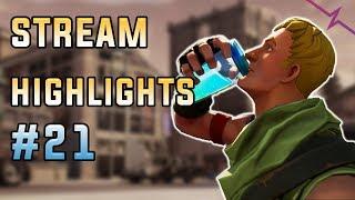 Fortnite - Stream Highlight #21 - June 2018 | DrLupo