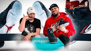 "AIR JORDAN 6 ""DOERNBECHER"". UN RÊVE!  Feat. Yann-Cj23"