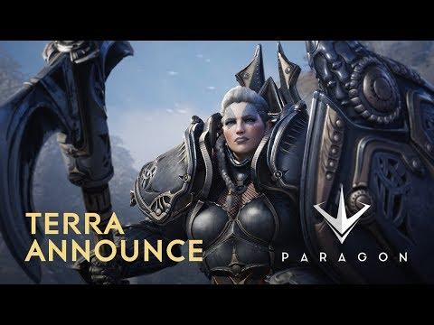 Paragon  Terra Announce