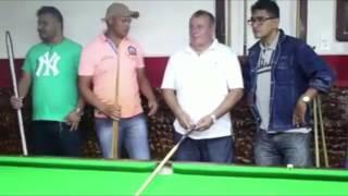 Itáro Campeão Pan Americano de Snooker no Em Pauta