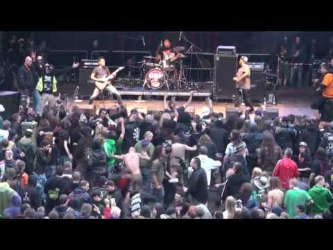 WORMROT Live At OEF 2012