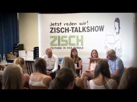 News sind überall – wozu brauchen wir noch eine Zeitung? | ZISCH-Talkshow 2015