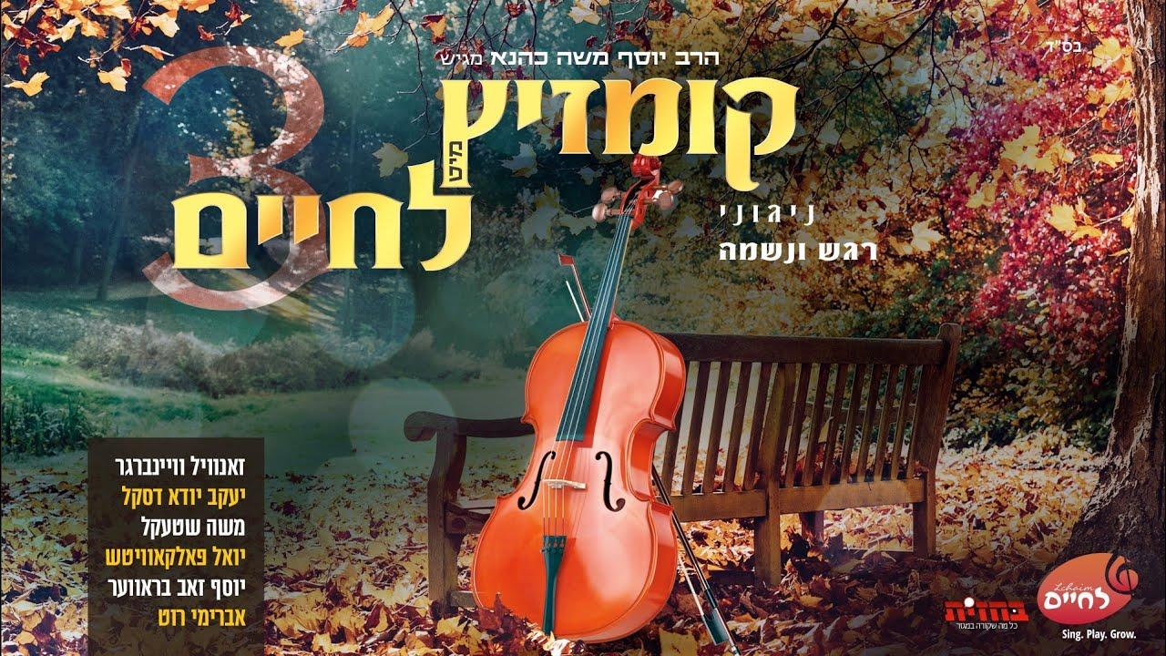 קומזיץ מיט לחיים 3  - תקציר האלבום | Kumzitz Mit Lchaim 3 - Music Album Preview