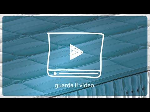 Materassi Memory Foam Soia.Materasso Memory Soia E Molle Insacchettate Youtube